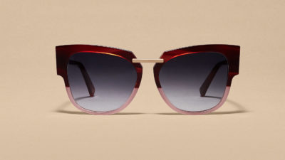 REVEL CLAUSTRA Flamed Red and Pink
