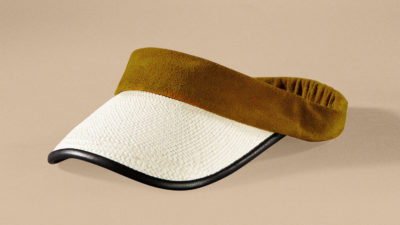 Revel - Large Visors - White & Havana