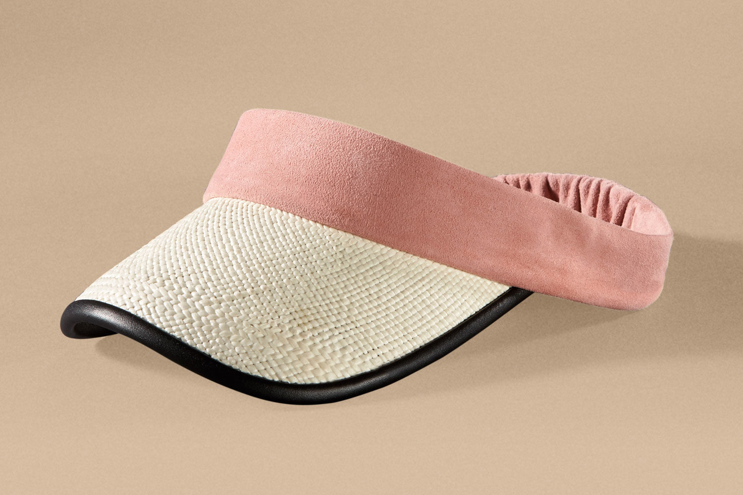 Revel - Large Visors - White & Pink