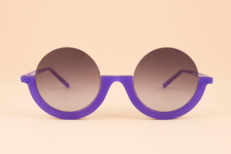REVEL PARIS - MAISON RABIH KAYROUZ Medium Half - Purple