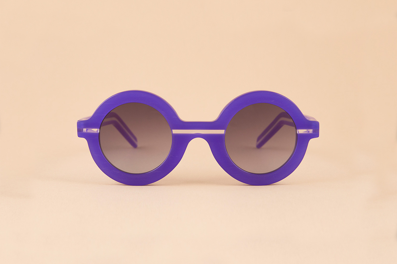 REVEL PARIS - MAISON RABIH KAYROUZ Small Full - Purple